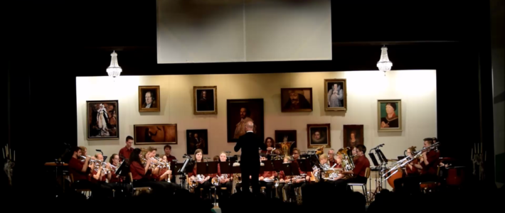 Future Band am Jahreskonzert des Musikverein Buckten