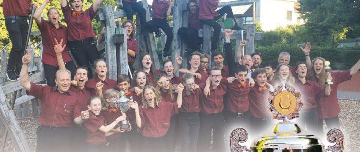 Die Future Band gewinnt den Jugenmusikpreis Dreiländereck 2017