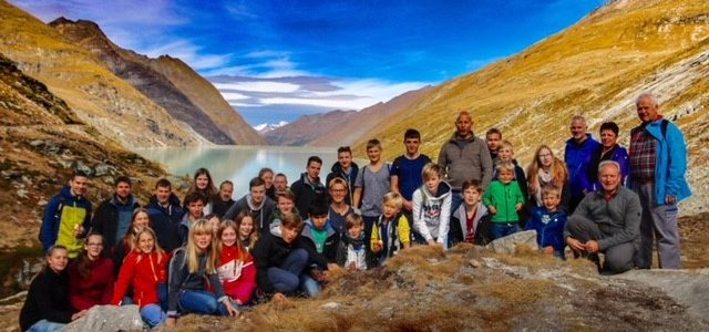 Wanderung Futurebandlager 2017