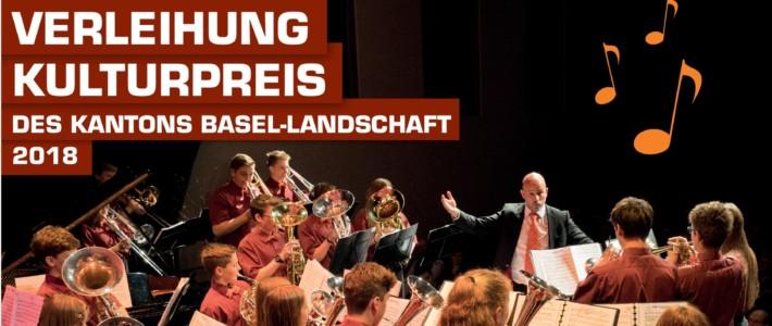 Verleihung Kulturförderpreis Baselland