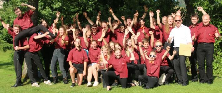Die Erfolgsgeschichte geht weiter – die Future Band gewinnt den Jugendmusiktag in Mümliswil
