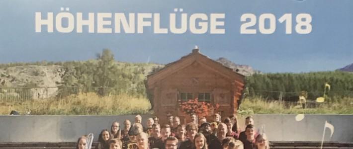 Höhenflüge – CD Lagerkonzerte 2018