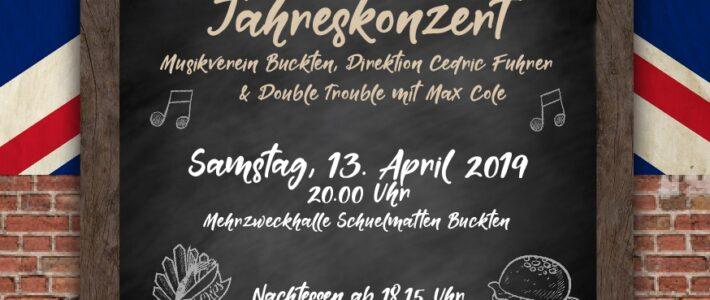 Jahreskonzert Musikverein Buckten