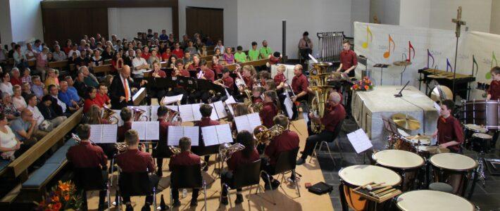 Erneuter Erfolg am Jugendmusiktag in Aedermannsdorf
